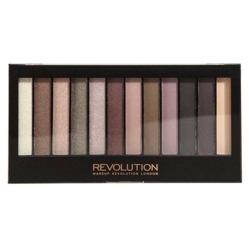 Makeup revolution luxury powder loos 42 gr - banana fra Makeup revolution på nicehair.dk