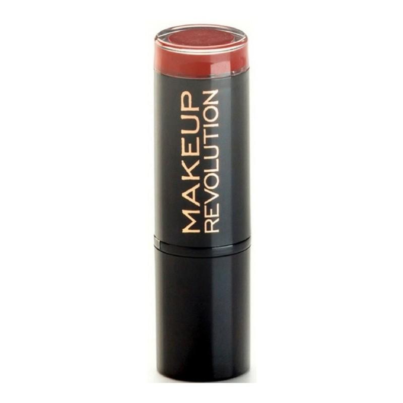 Makeup revolution – Makeup revolution amazing lipstick 4 gr - lady på nicehair.dk
