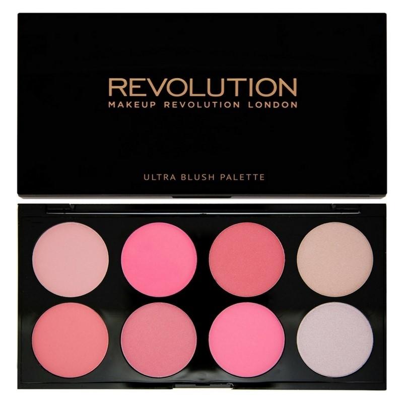 Makeup revolution – Makeup revolution amazing lipstick 4 gr - atomic ruby på nicehair.dk