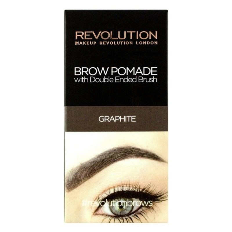 Makeup Revolution Brow Pomade 2,5 gr. - Graphite
