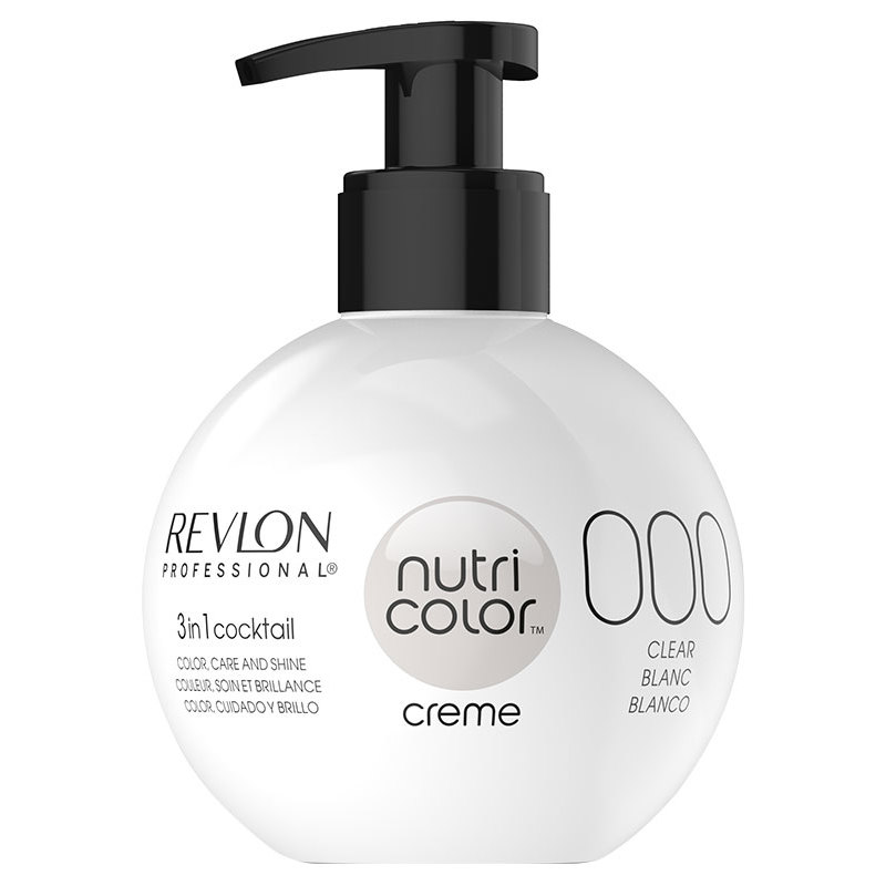 Revlon Nutri Color Creme 270 ml - 000