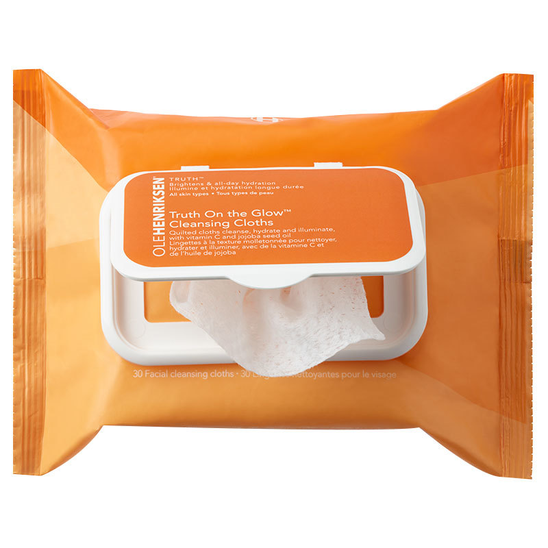 Ole Henriksen Truth On The Glow Cleansing Cloths 30 Stk Ole Henriksen