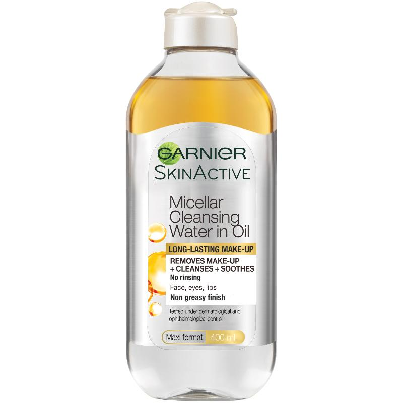Garnier Skinactive Cleansing Micellar Water In Oil Sensitive Skin 400 ml thumbnail