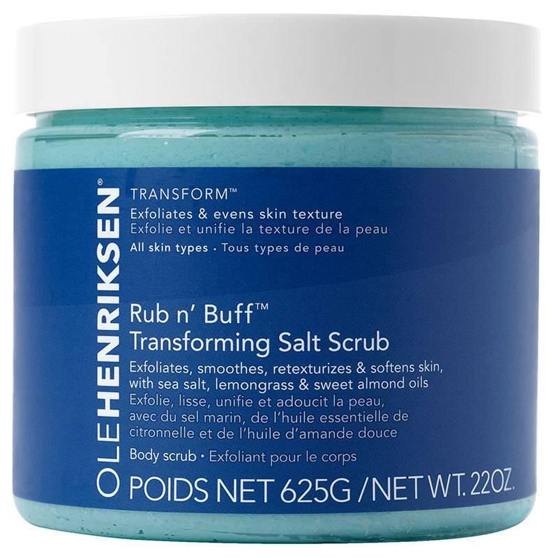 Ole Henriksen Rub N' Buff Transforming Salt Scrub 500 ml