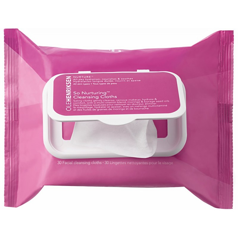 Ole Henriksen So Nurturing Cleansing Cloths 30 Stk