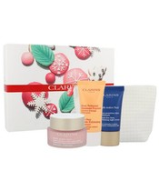 Clarins Smoothing Essentials Kit