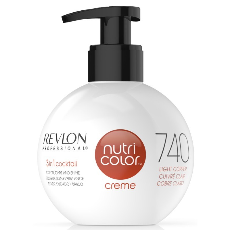 Revlon Nutri Color Creme 270 ml 740