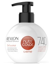 Revlon Nutri Color Creme 270 ml - 740 (U)