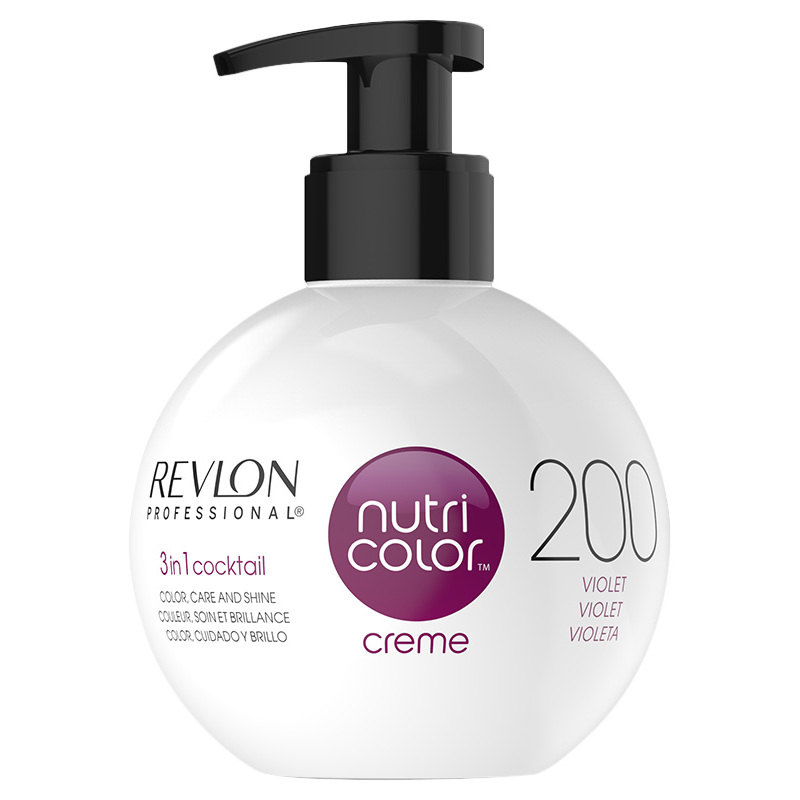 Revlon Nutri Color Creme 270 ml 200