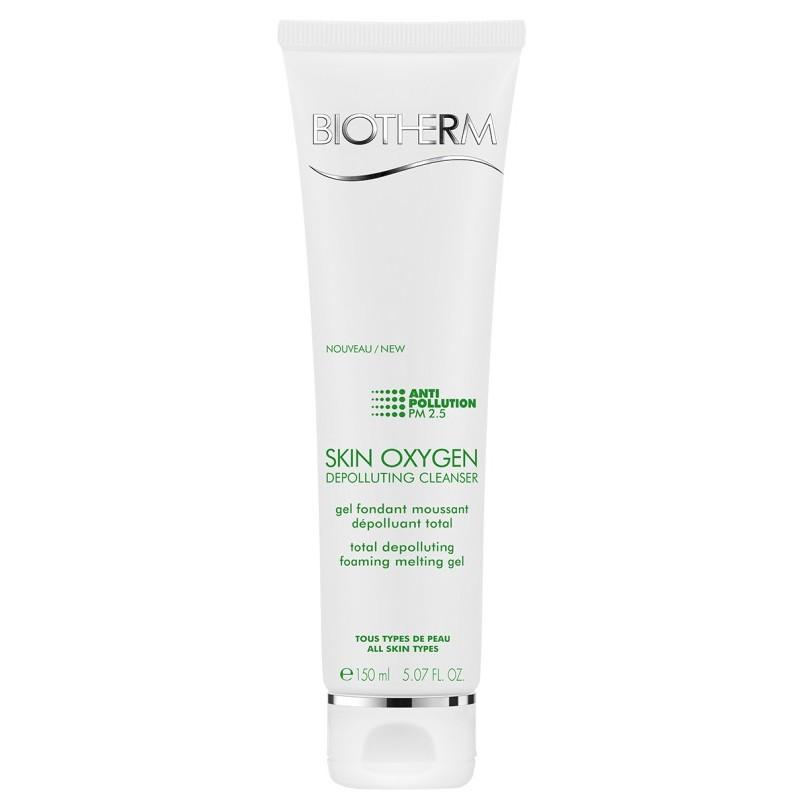 Billede af Biotherm Skin Oxygen Depolluting Celanser All Skin Types 150 ml