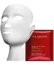 Clarins Super Restorative Instant Lift Serum Mask 5 x 30 ml