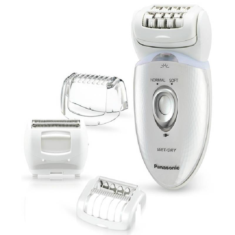 Panasonic Epilator Wet/Dry (ES-ED53-W503)