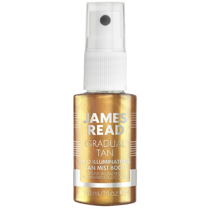 James Read Gradual Tan H2o Illuminating Tan Mist Body 30 Ml
