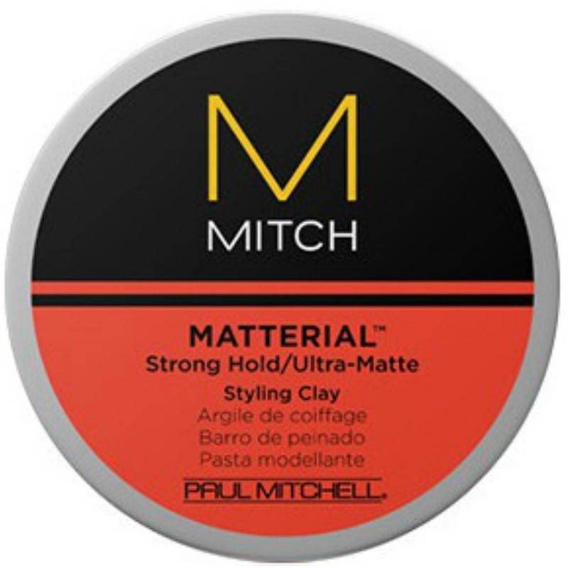 Mitch Matterial >> Paul Mitchell Mitch Matterial Clay Wax 85 gr.