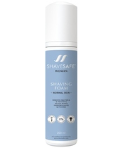 ShaveSafe Woman Shaving Foam 200 ml - Normal Skin