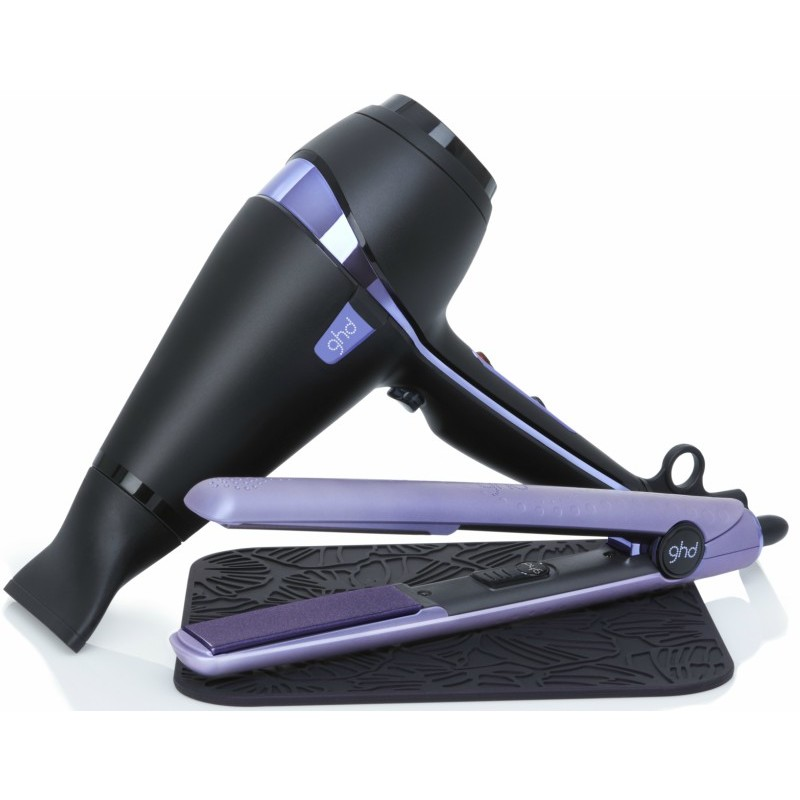 Ghd Deluxe Nocturne Hair Dryer And Styler Gift Set