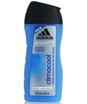 Adidas Climacool Shower Gel For Men 250 ml