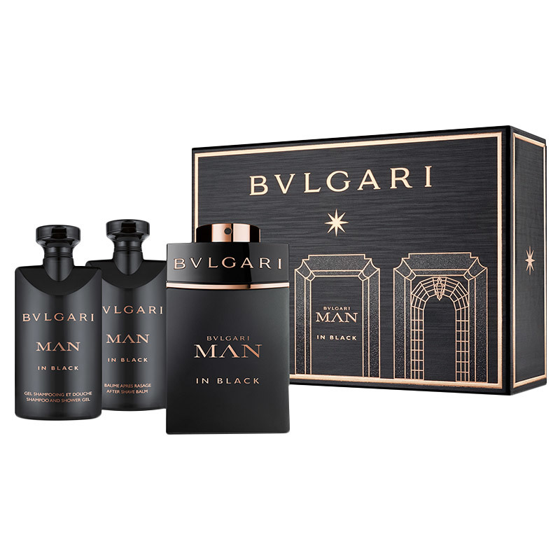 755d501d53 Bvlgari Man In Black EDP Gift Set (Limited Edition)