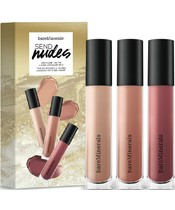 Bare Minerals Send Nudes Matte Liquid Lip Color Trio (Limited Edition)