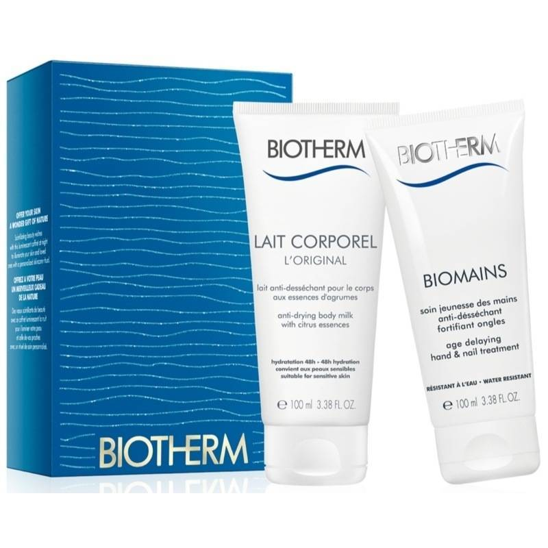 Biotherm Biomains Hand And Body Gift Set Limited Edition