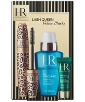 Helena Rubinstein Lash Queen Feline Blacks Mascara Gift Set (Limited Edition)