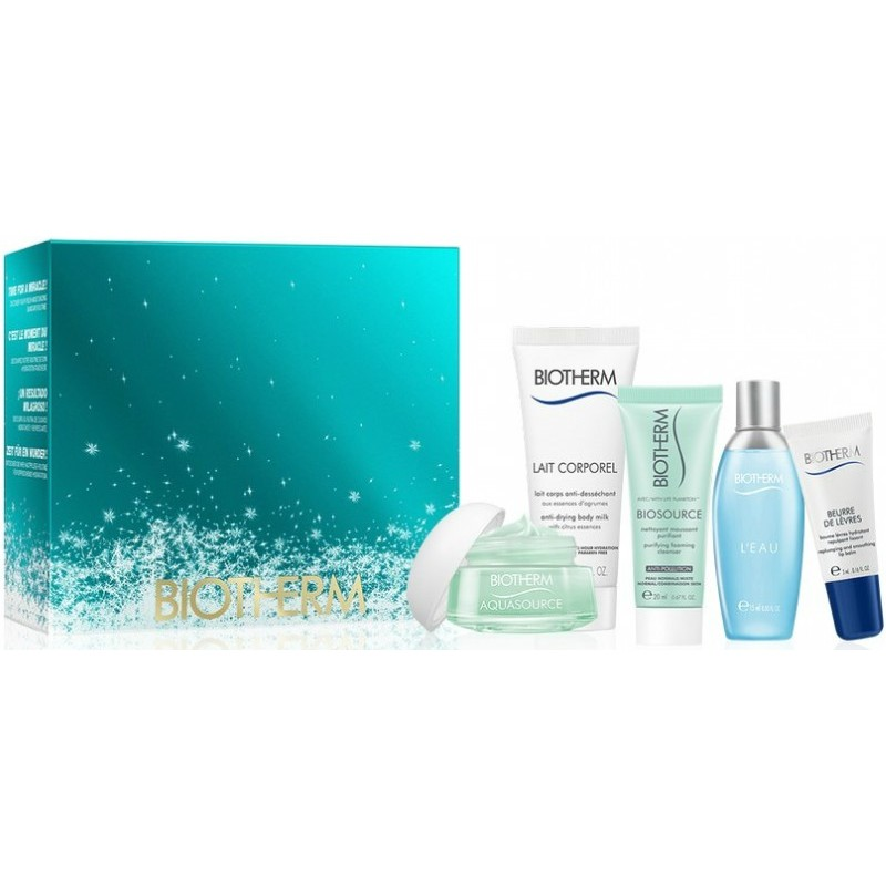 Biotherm A Christmas Miracle Gift Set Limited Edition