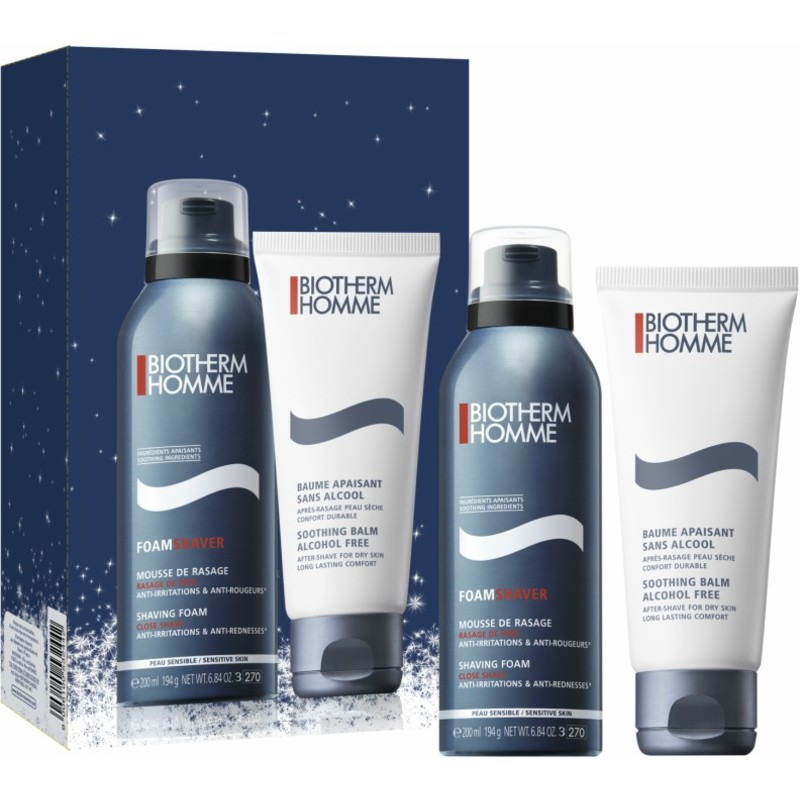 Biotherm Homme Shaving Gift Set Limited Edition