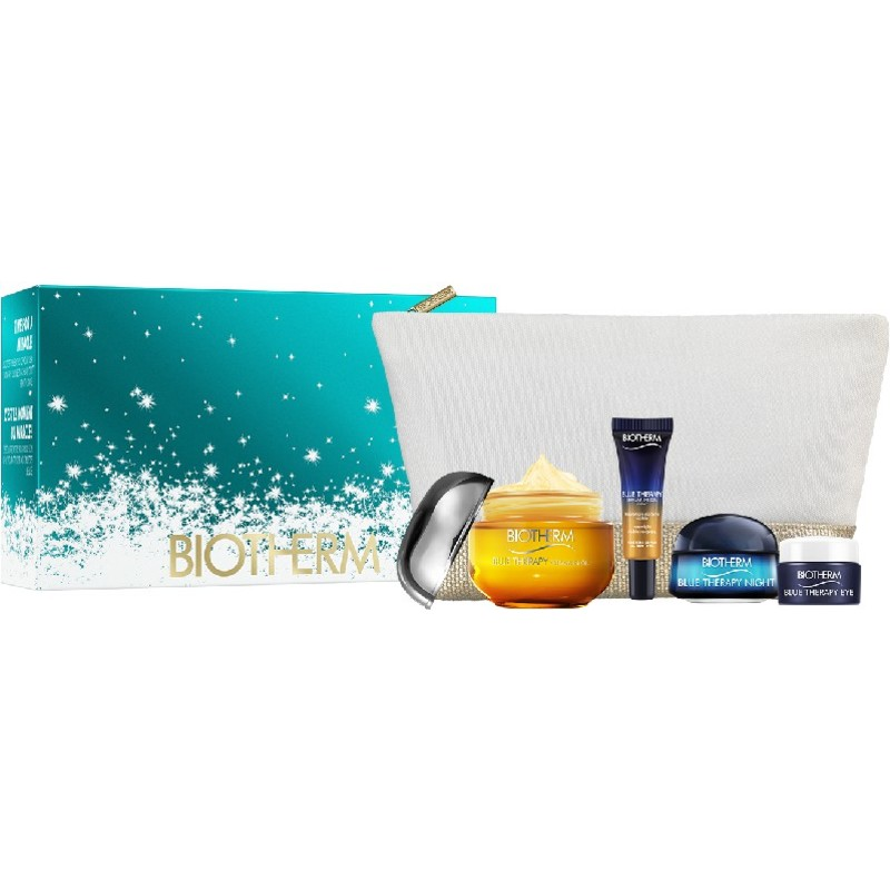 Biotherm Blue Therapy Cream-In-Oil Gift Set Limited Edition