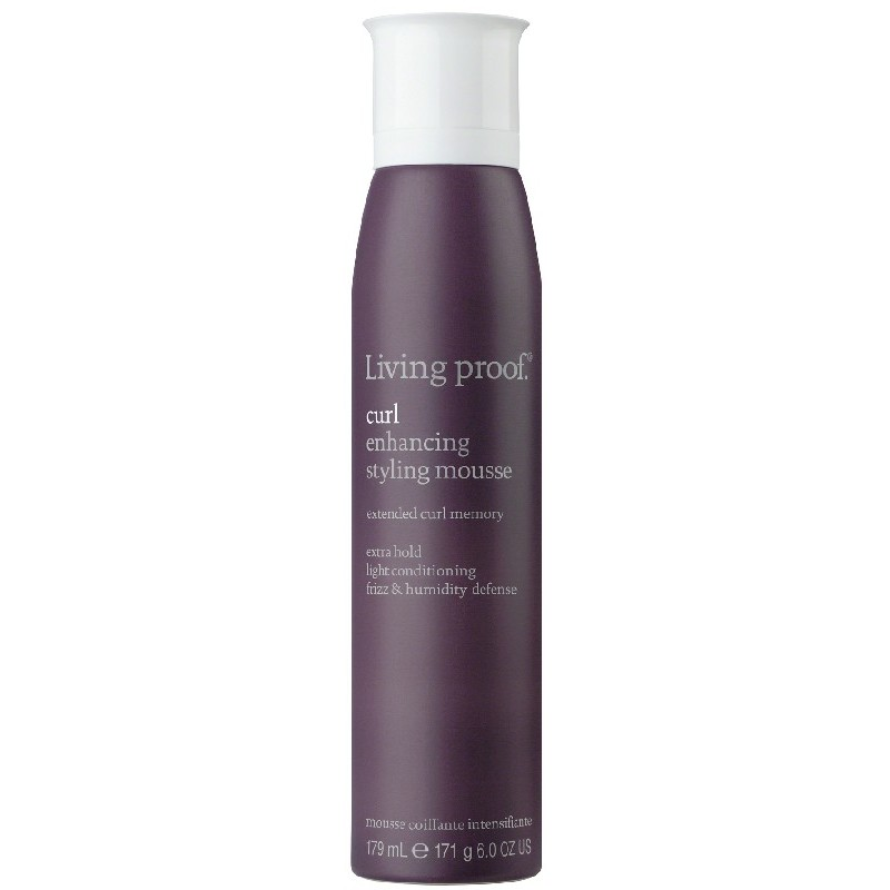 hair mousse styles living proof curl enhancing styling mousse 179 ml 5110