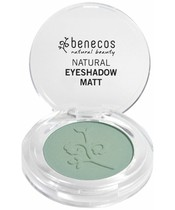 Benecos Natural Mono-Eyeshadow Matt - Green Lagoon