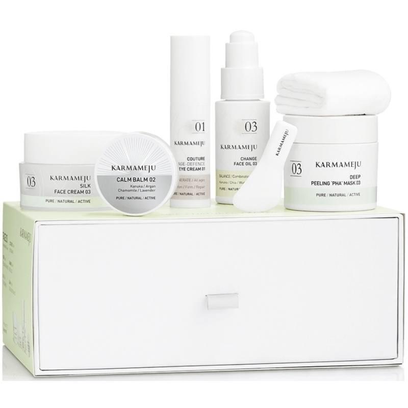 Karmameju Face 03 CombinationOily Skin Gift Set Limited Edition Karmameju