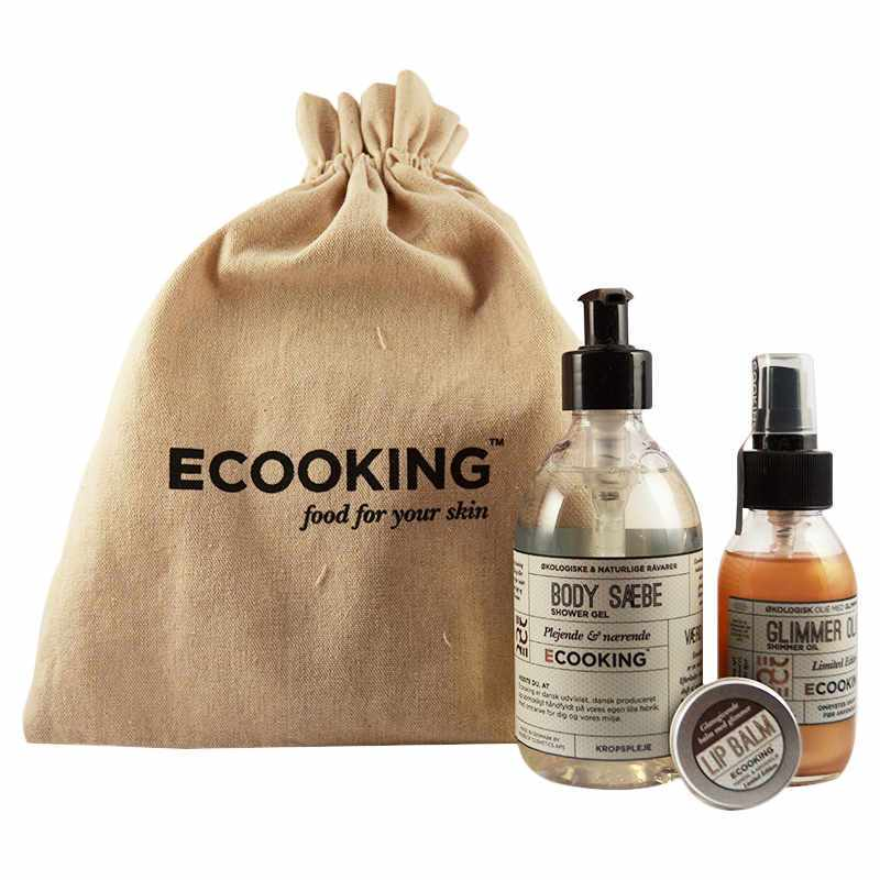 Ecooking Skin Glow Bag Limited Edition Ecooking