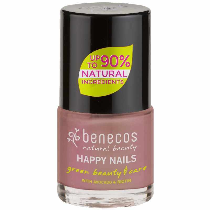 Benecos happy nails nail polish 9 ml you nique for Happy color spray paint price