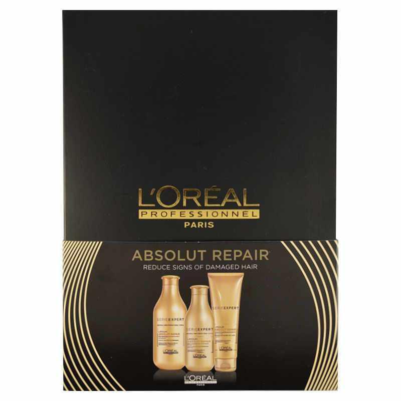 a69addf5c L'Oreal Serie Expert Absolut Repair Lipidium Gift Set (Limited Edition)