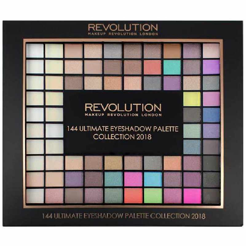 Makeup Revolution 144 Ultimate Eyeshadow Palette (Limited Edition ...