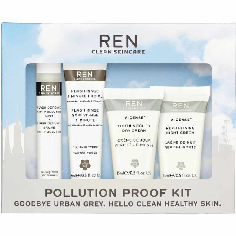 REN Pollution Proof Kit (Limited Edition)