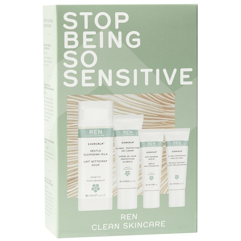 REN Stop Being So Sensitive Kit Limited Edition REN