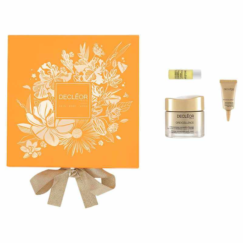 Decleor Live Life In Gold Gift Set Limited Edition Decleor