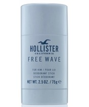 Hollister California Free Wave For Him Deodorant Stick 75 gr.