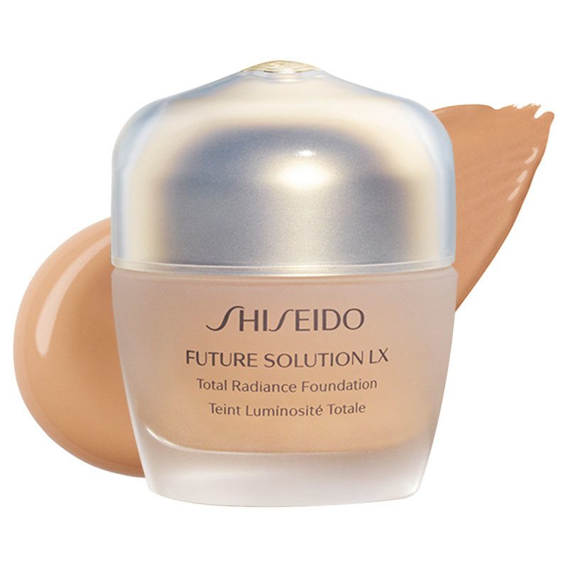 Shiseido Future Solution LX Total Radiance Foundation 30ml (Various Shades) Golden 3