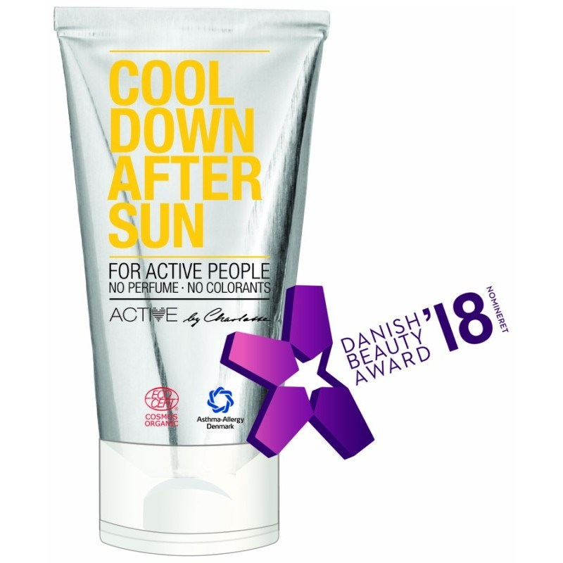 Active By Charlotte Cool Down Aftersun 150 ml