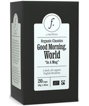 Fredsted Organic Classics Good Morning World