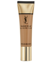 YSL Touche Éclat All-In-One Glow Foundation 30 ml - B70 Mocha
