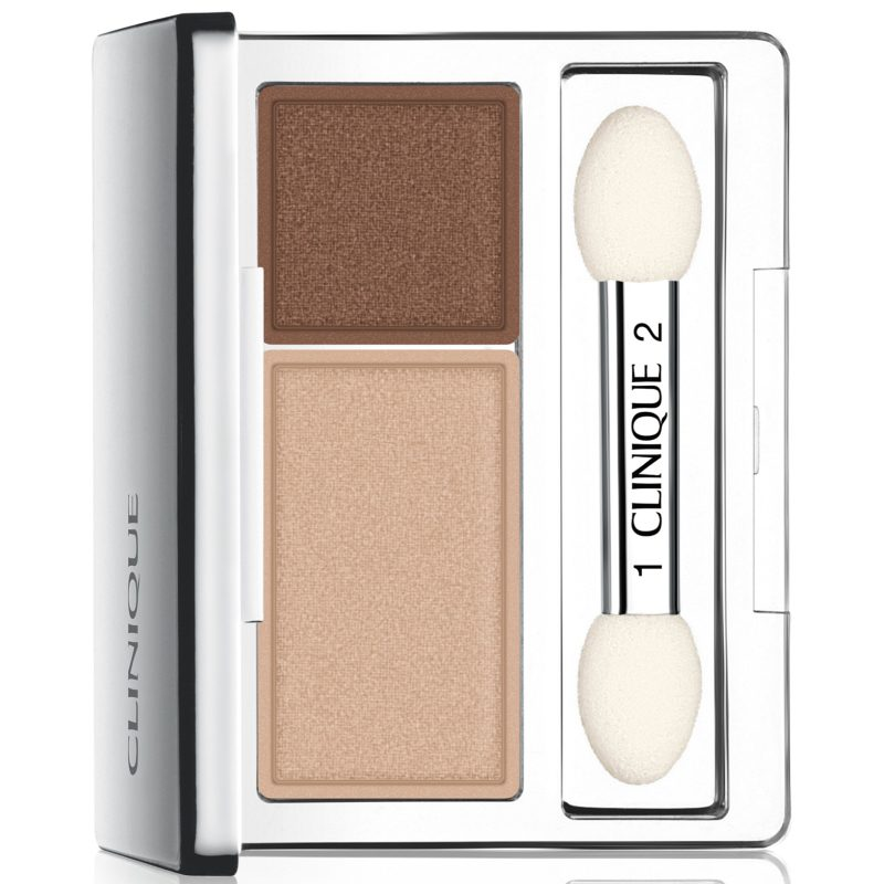 Billede af Clinique All About Shadow Duo 2,2 gr. - Like Mink
