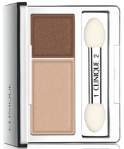 Clinique All About Shadow Duo 2,2 gr. - Like Mink
