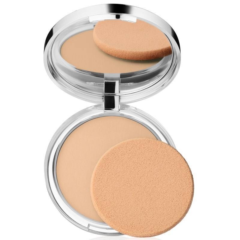 Clinique Stay-Matte Sheer Pressed Powder 7,6 gr. - 17 Stay Golden thumbnail