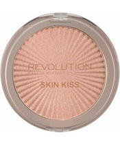 Makeup Revolution Skin Kiss Highlighter 14 gr. - Peach Kiss