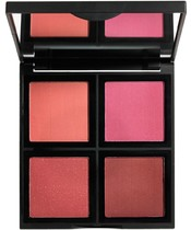 elf Cosmetics Blush Palette 16 gr. - Dark