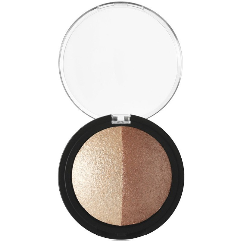 elf Cosmetics Baked Highlighter & Bronzer 52 gr  Bronze Glow elf