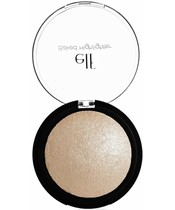 elf Cosmetics Baked Highlighter 5 gr. - White Pearl